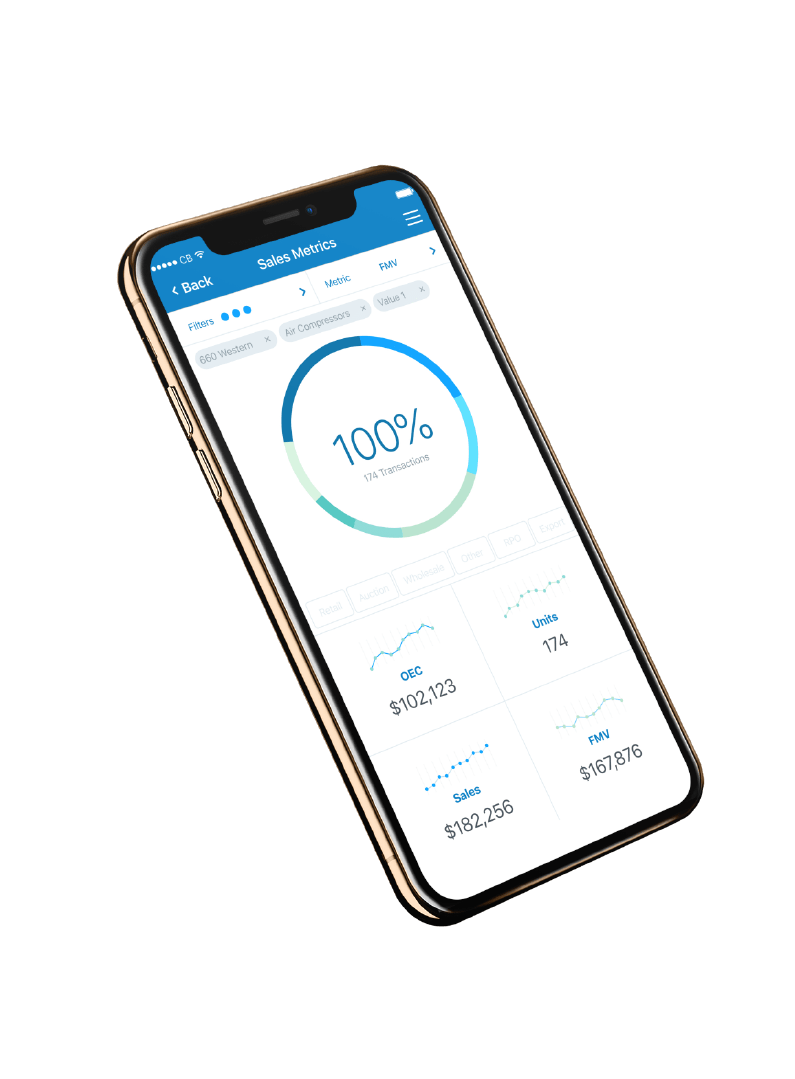 Rouse Sales Mobile App and Valuation Portal