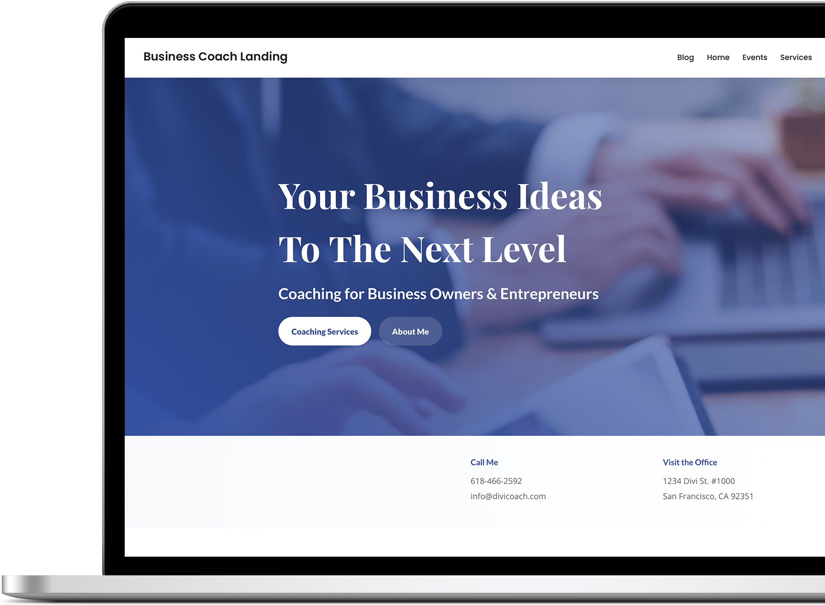 Your Ideas to the Next Level