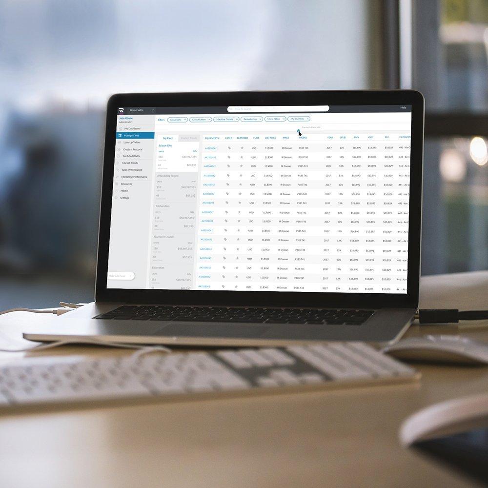 Rouse Sales Portal Valuation
