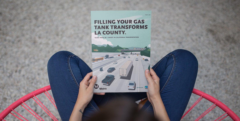 Gas Tax Flyer