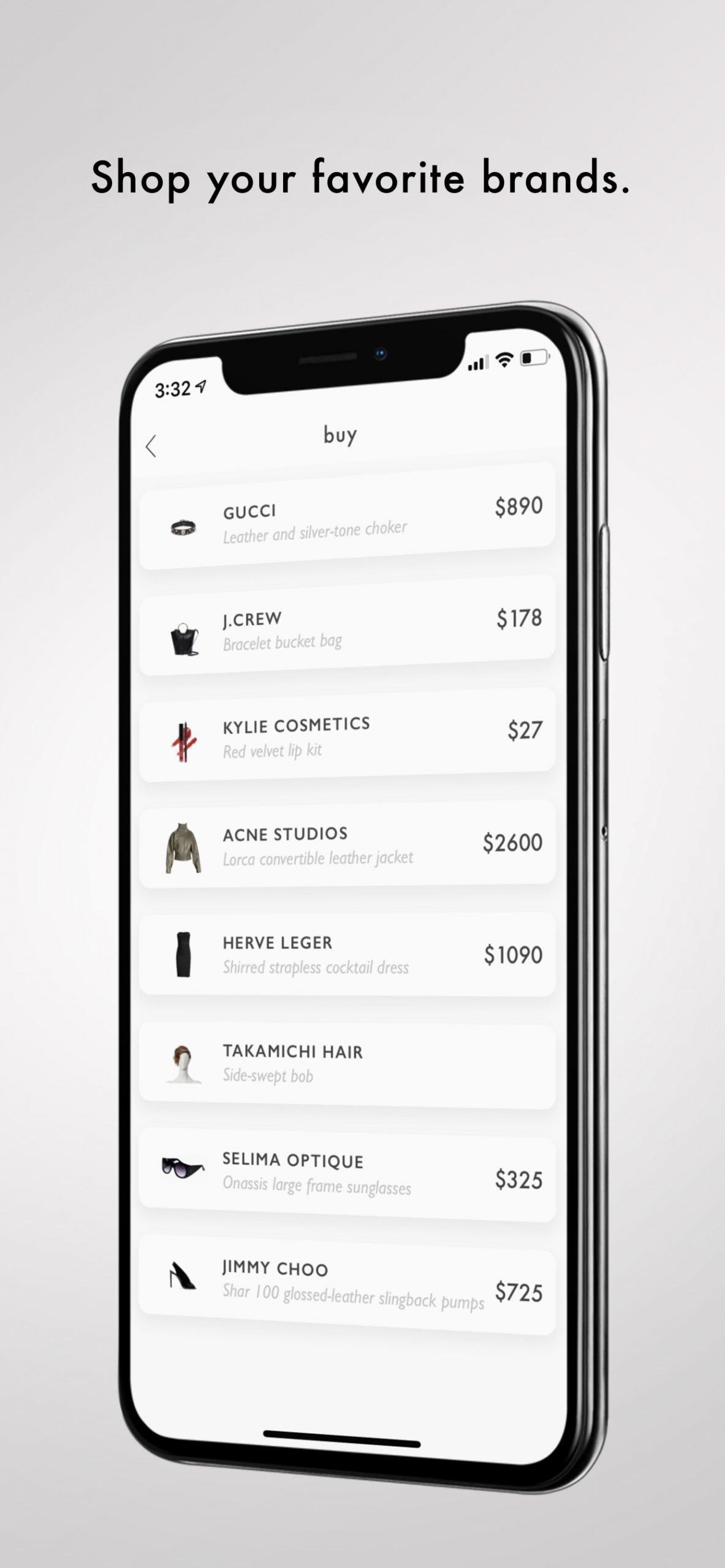 Love Looks App Screen