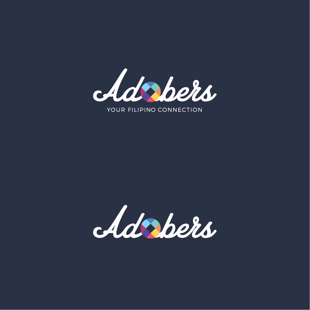 Adobers Logo on Black