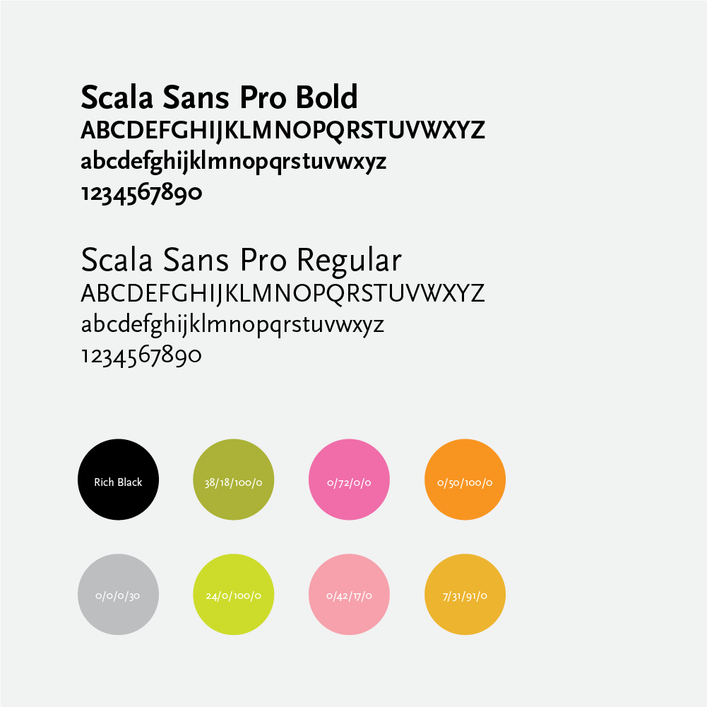 Fonts and Colors